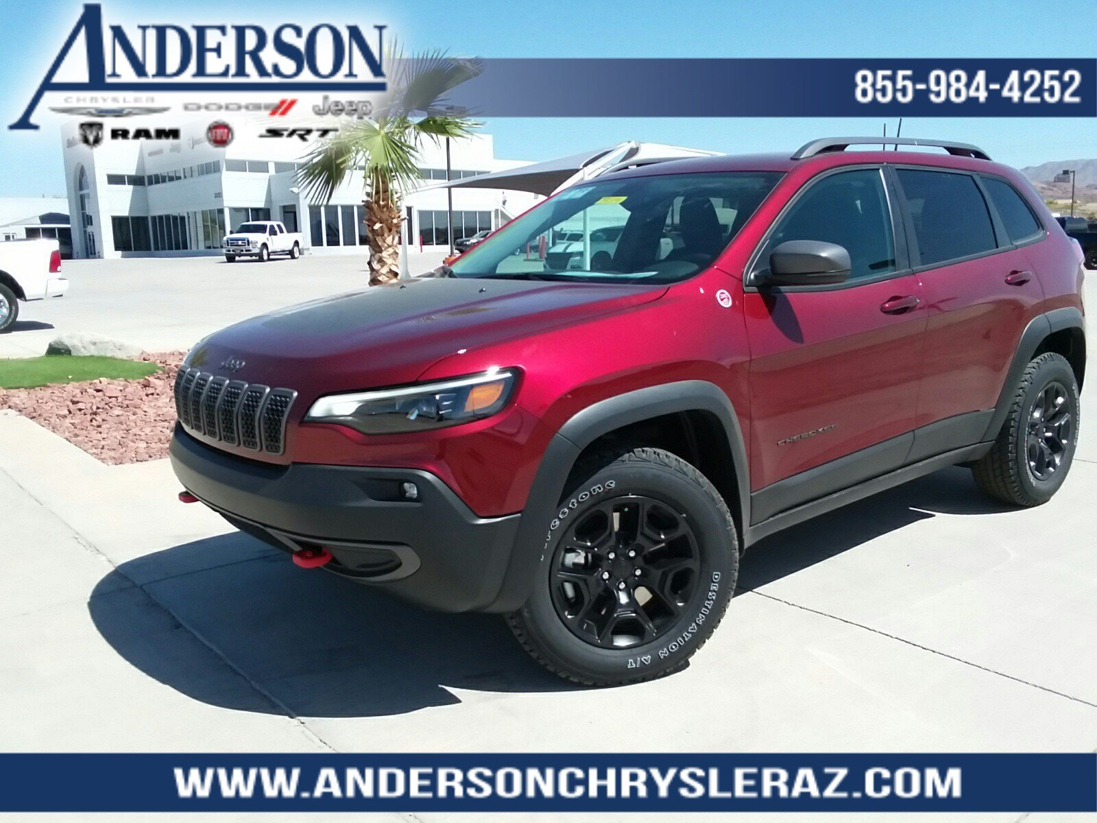 new 2019 jeep cherokee trailhawk sport utility in lake havasu city