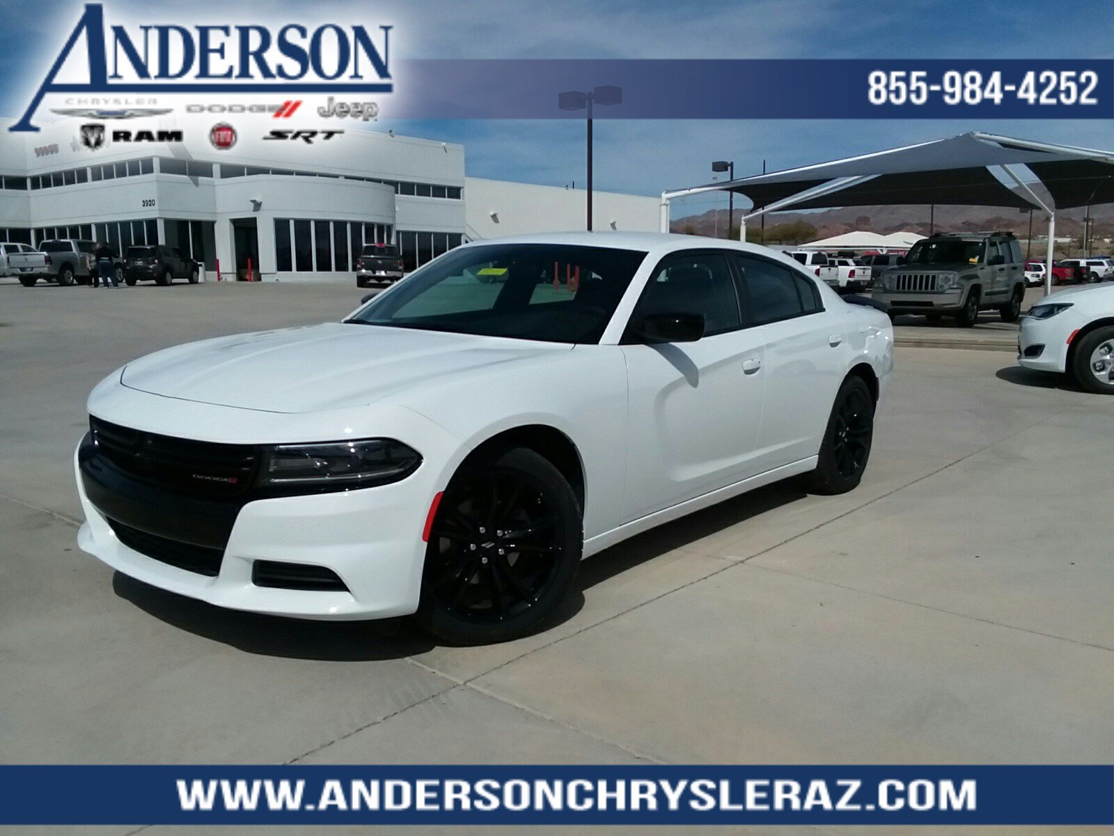 new 2018 dodge charger sxt sedan in lake havasu city 15000