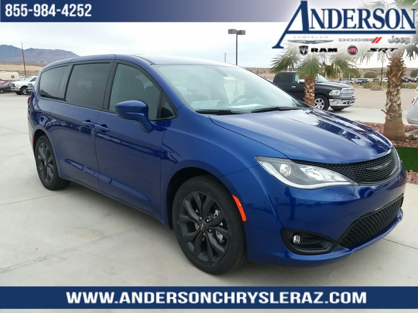 New 2019 CHRYSLER Pacifica Touring Plus