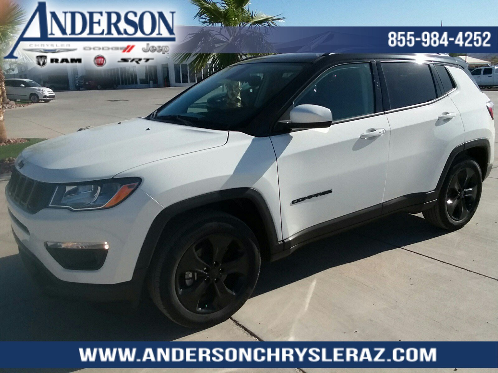 new 2018 jeep compass latitude sport utility in lake havasu city
