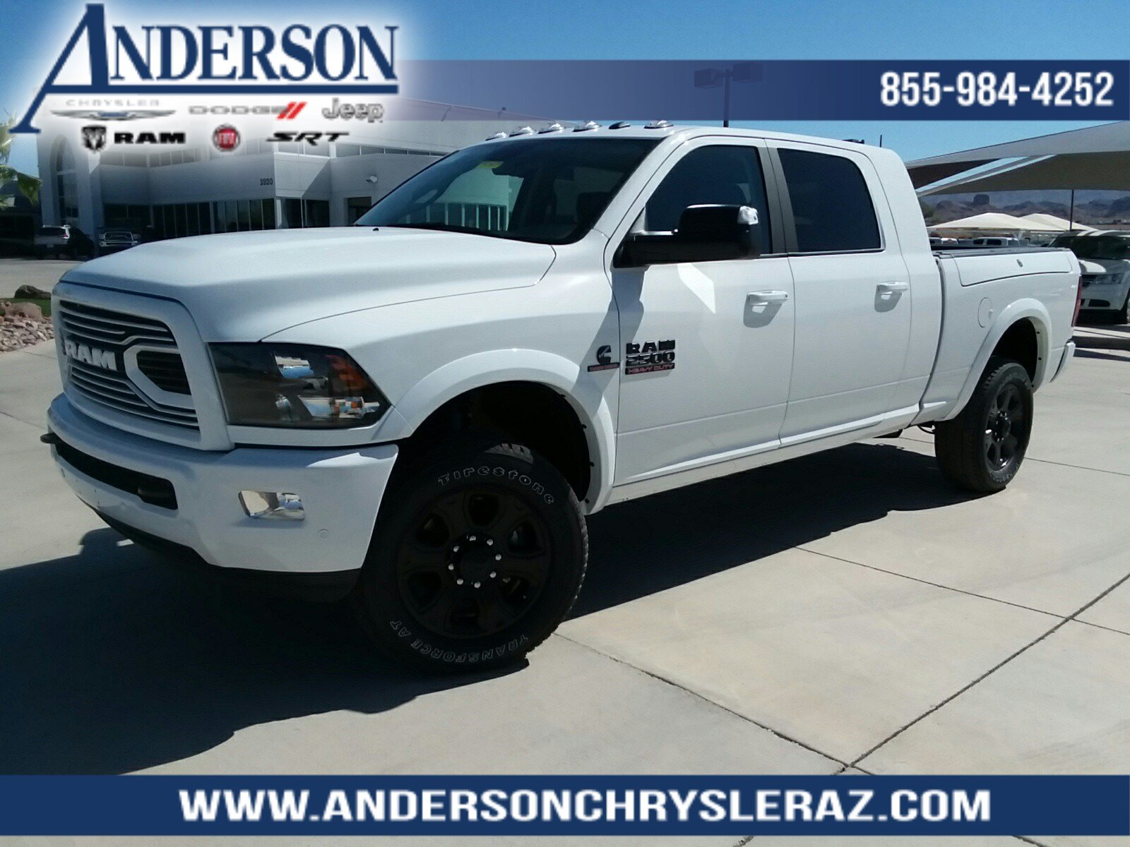 new 2018 ram 2500 big horn mega cab in lake havasu city 15262