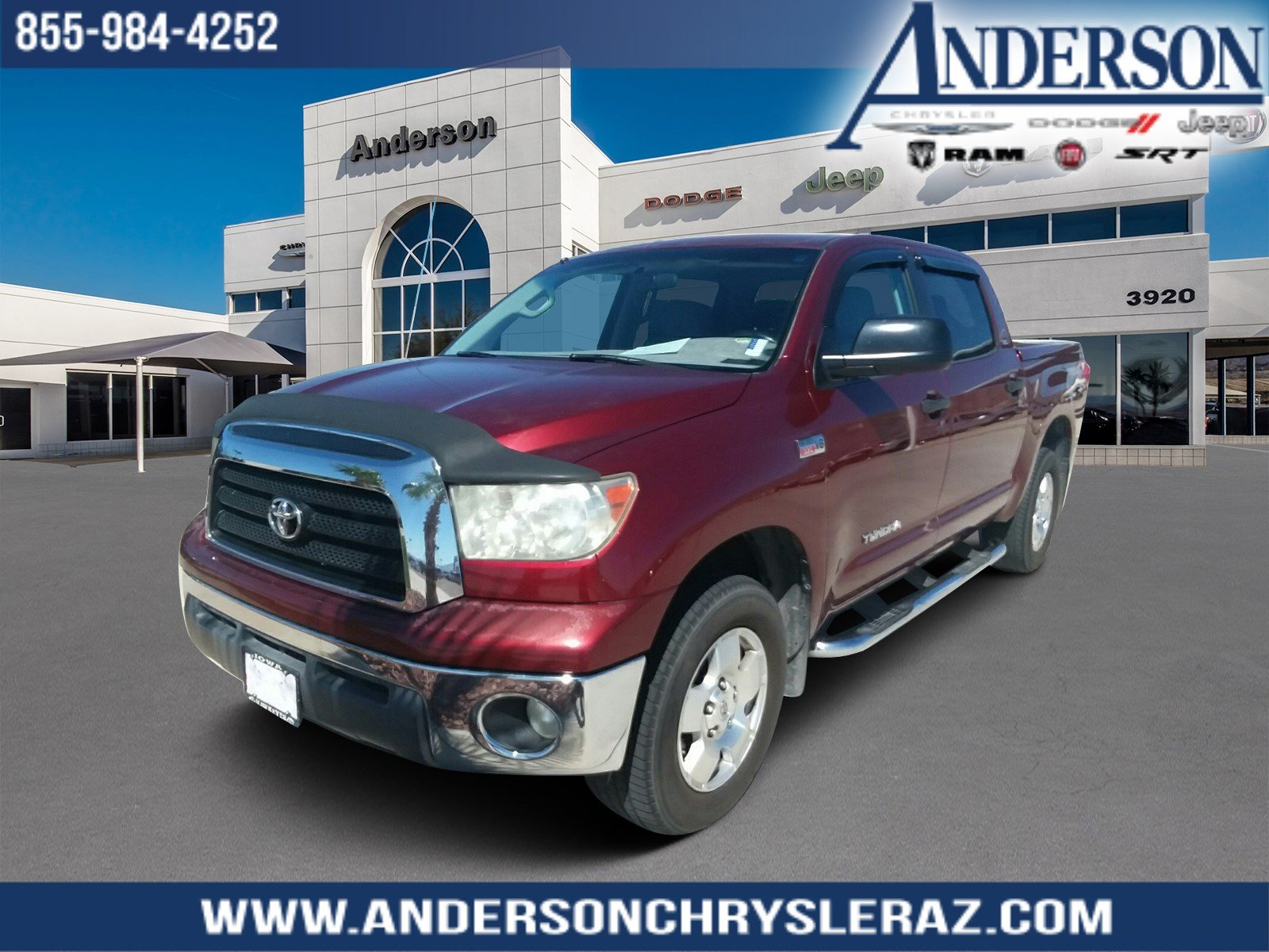 Pre-Owned 2008 Toyota Tundra Base