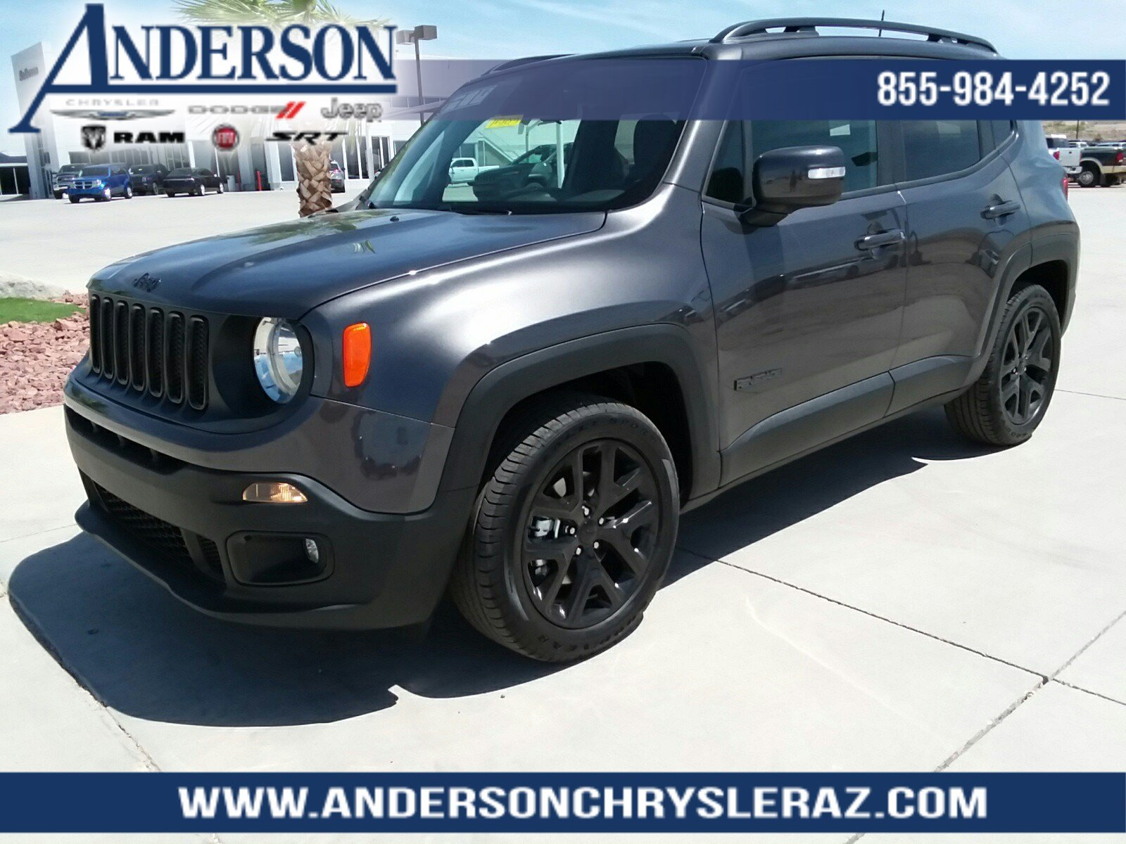 new 2018 jeep renegade latitude sport utility in lake havasu city