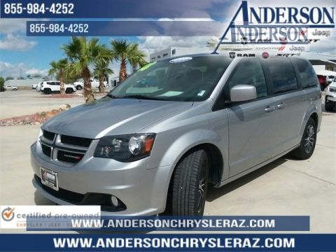 Certified Pre-Owned 2018 Dodge Grand Caravan GT