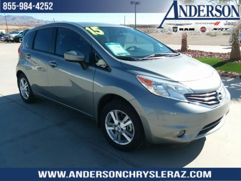Pre-Owned 2015 Nissan Versa Note SV